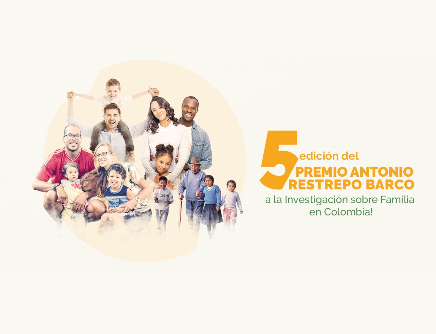 Convocatoria 5ta edición Premio Familia